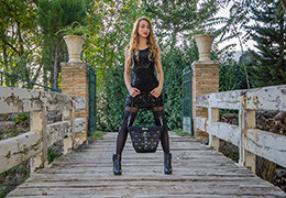 Romantic goth, romanticismo al pepe nero
